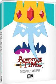 AdventureTime S2 DVD