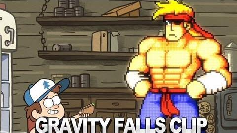 Gravity Falls Clip - Meet Rumble McSkirmish