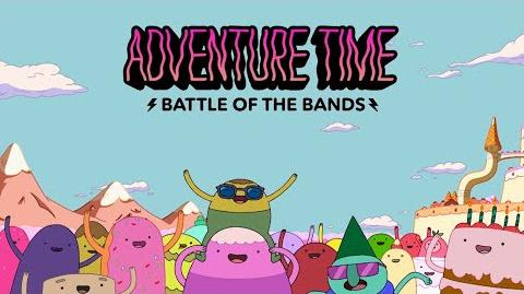 Adventure Time - The Music Hole (Battle of the Bands Promo)