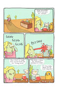 Adventure Time Summer Special 2013 preview 5