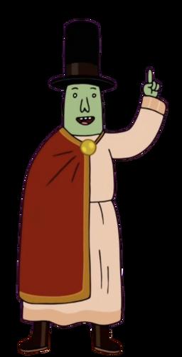 Hombre Rey