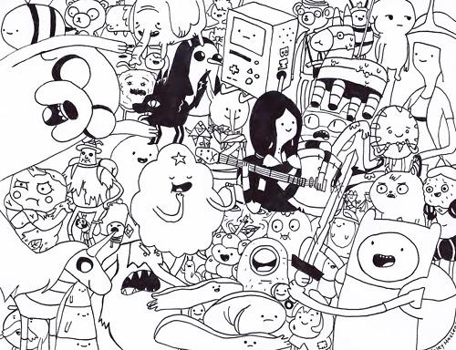 Usuario Blog:Sebastiancoop/Concurso Fan Art 2 | Hora de aventura ...