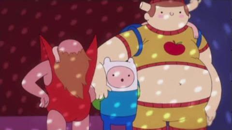 Adventure Time - Hoots (Short Promo) 1