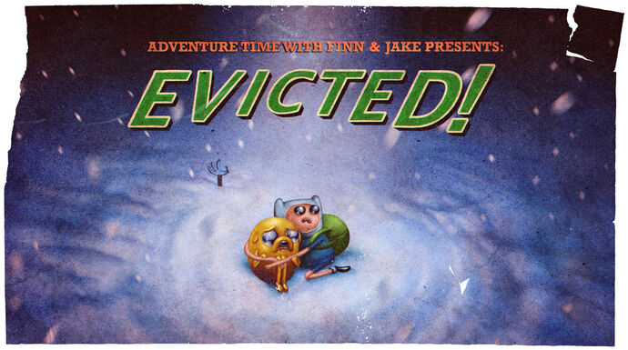 Evicted! (Title Card)