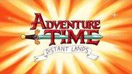"HBO Max - ""Adventure Time Distant Lands"" teaser"