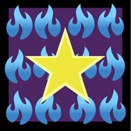 Logo del Fuego Azul V1