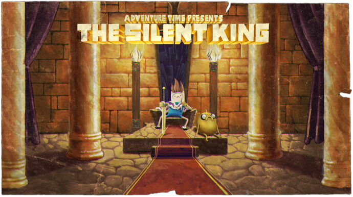 The Silent King (Title Card)