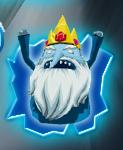 Nano rey helado