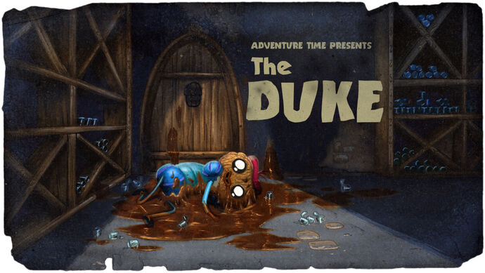 The Duke (Title Card)