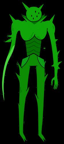 Caballero Verde