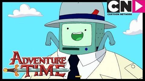 Hora de Aventura LA Bmo Siempre Cerrado Cartoon Network
