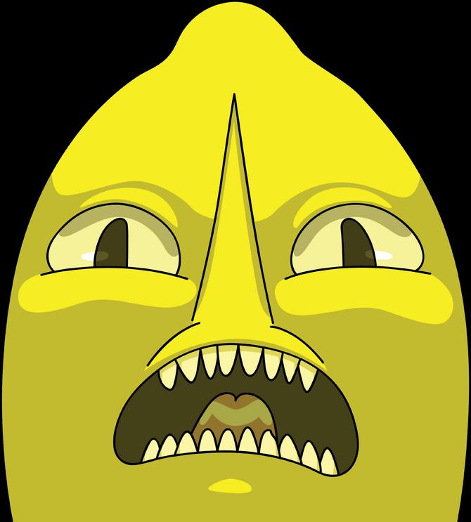 Lookin good lemongrab by sircinnamon-d5gbaq0
