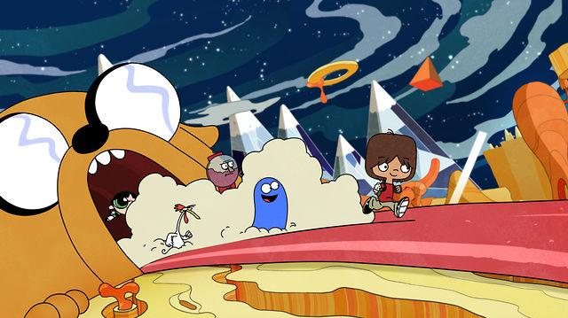 20mo. Aniversario de Cartoon Network