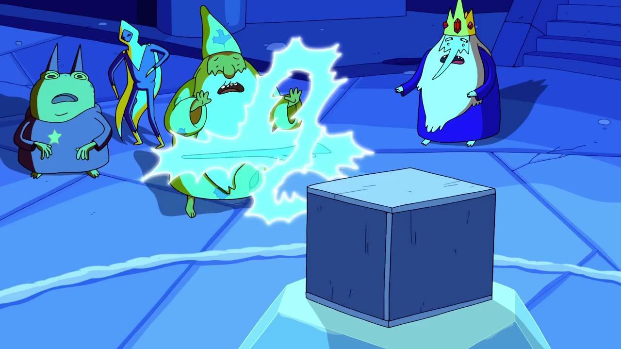 Adventure Time Season 05 Episode 48 - Betty 720p ~ HD CLIP ~ PREVIEW ~ SNEAK PEEK