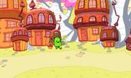 Modelsheet greengumdropdude