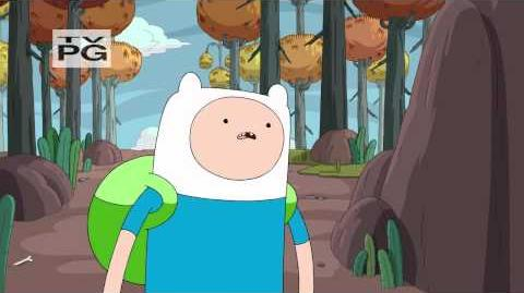 Adventure Time - Web Weirdos (long preview)