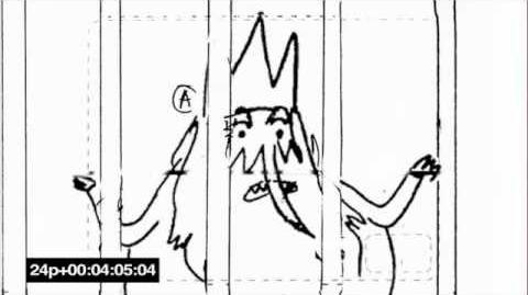 """Prisoners of Love"" Animatic"