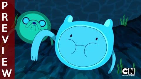 Adventure Time - Beyond the Grotto Preview