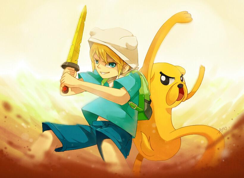 Imagen finn y jake anime 3g hora de aventura wiki fandom finn y jake anime 3g altavistaventures Choice Image