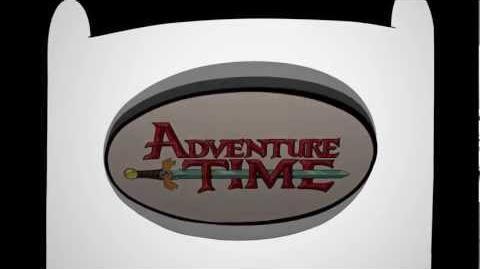 Adventure Time - Web Weirdos (short preview)