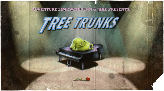 Tree Trunks (Title Card)
