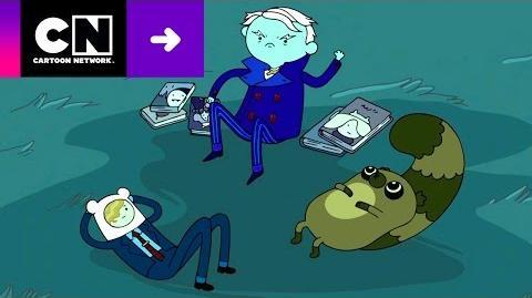 Cinco mesas pequeñas - Hora de Aventura - Lo que viene - Cartoon Network