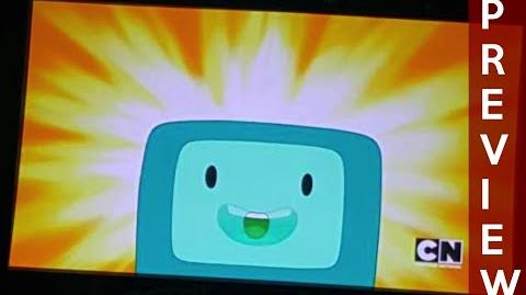 Adventure Time - BMO Holiday Special Preview