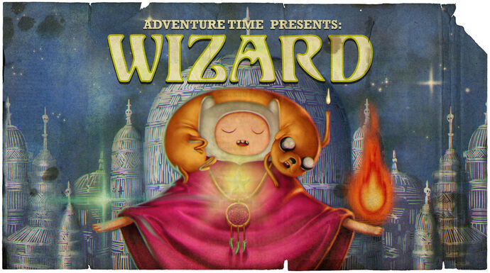 Wizard (Title Card)