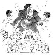 Susan Strong art
