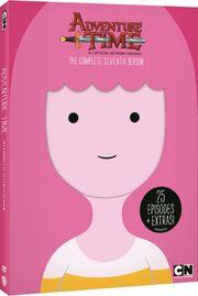 Adventure Time Season 7 on DVD
