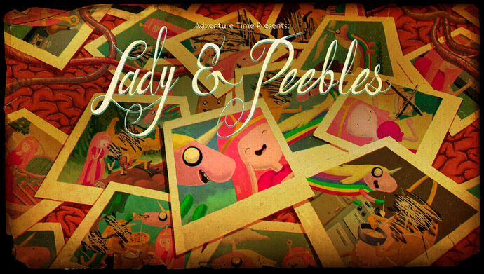 Lady peebles