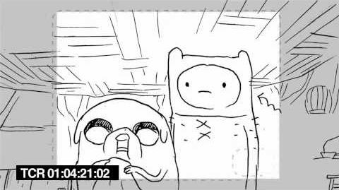 "Adventure Time - ""Conquest of Cuteness"" Animatic"