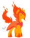 Mlp at flame princess by fuutachimaru-d5a14ni