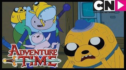 La Primera Investigación Hora de Aventura LA Cartoon Network