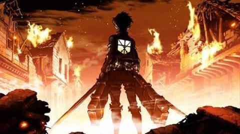 Shingeki No Kyojin Opening 1 full