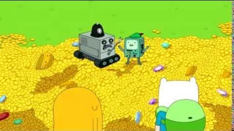 Adventure Time - Furniture & Meat (Sneak Peek)