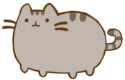 Pusheen by orangefuss-d5lod33