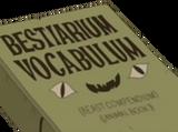 Bestiarium Vocabulum