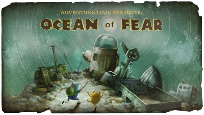 Ocean of Fear (Title Card)