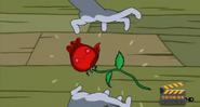 El recuerdo de un recuerdo Rosa