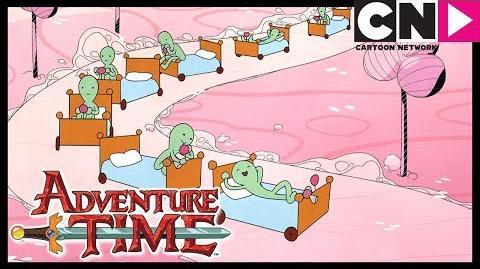 Historias Hora de Aventura LA Cartoon Network