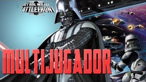 Live Star Wars Battlefront 2 - Esta vez, MULTIJUGADOR!!