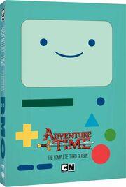 AdvemturetTime S3 DVD