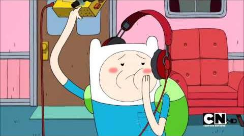 Adventure Time Daddy Why Did You Ate My Fries Song