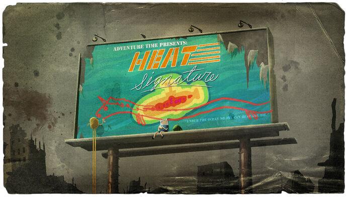 Heat Signature (Title Card)