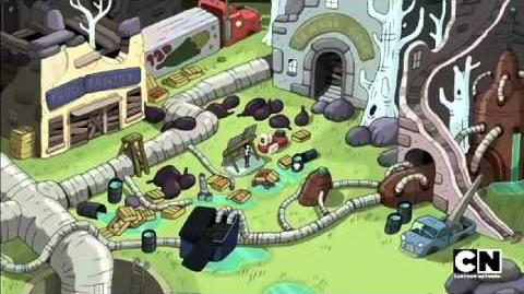 Adventure Time Remembering Memories (Song)