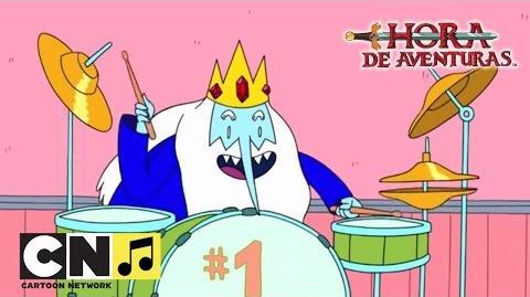Me acuerdo de ti - Canción 'La magia me salvó' en español Hora de Aventuras Cartoon Network
