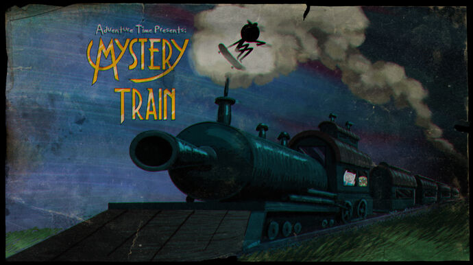 Mystery Train (Title Card)