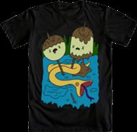 Camiseta de rock de la dulce princesa hora de aventura wiki camise thecheapjerseys Images