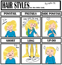 Hair style meme fionna the human by natto 99-d55wjip
